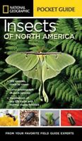 National Geographic Pocket Guide to Insects of North America, Paperback by Ev...