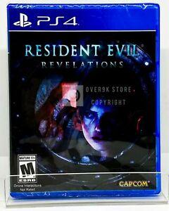 Resident Evil: Revelations - PS4 - Brand New | Factory Sealed