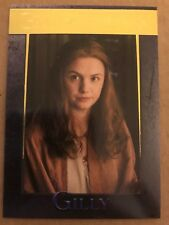 GAME OF THRONES - SEASON 7: GOLD PARALLEL BASE CARD: CARD 40 - GILLY