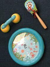 Three Baby toys/rattles