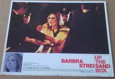 UP THE SANDBOX MOVIE POSTER LOBBY CARD #4 1973 ORIGINAL 11x14 BARBARA STREISAND