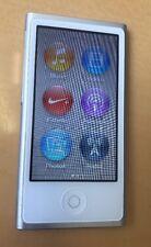 Apple iPod Nano 7th generazione (late 2012) ARGENTO (16GB)