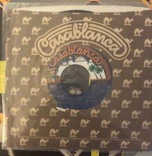 "Kiss - Let Me Go, Rock 'N Roll Casablanca 1975 - Rare Promo 7"" 45 (Ex)"