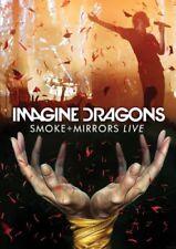 IMAGINE DRAGONS Smoke + Mirrors Live DVD BRAND NEW NTSC Region ALL
