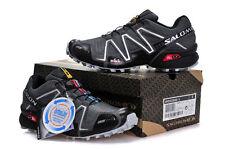 New Men's Salomon Speedcross 3 Athletic Running Sports Outdoor Hiking Shoes