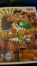 Punch Out (Nintendo Wii Game)