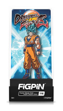 FiGPin Dragon Ball NEW * Super Saiyan God SS Goku * #116 Collector Pin SSGSS