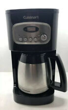 Cuisinart 10-Cup Classic Programmable Thermal Coffee Maker - Black