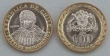 Cile 100 pesos 2005 p236 unz.