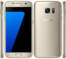 Samsung Galaxy S7 SM-G930F 32GB GSM 4G LTE Gold+Accessories Gift