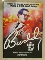 THE BUDDY HOLLY STORY GLEN JOSEPH ROGER ROWLEY VIVIENNE SMITH WILL PEARS