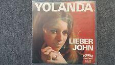 Yolanda - Lieber John 7'' Single