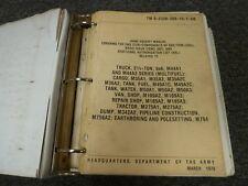 Tm,m35a2,military surplus,repair manual,m35,ds/gs,1&2 | #35169256.