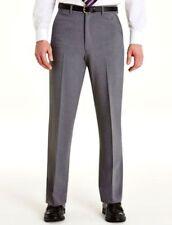 Pantaloni da uomo grigio classico taglia 52