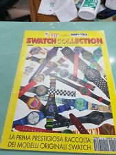 Album Swatch Collection ediz con1 /3 di figurine non panini non Imperia non lamp