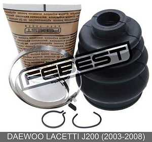 Boot Inner Cv Joint Kit 56.3X100X23 For Daewoo Lacetti J200 (2003-2008)
