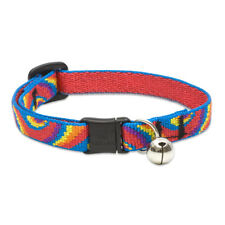 Lupinepet Lollipop Cat Collar With Bell 8 to 12-inch