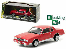 GREENLIGHT 1:43 BREAKING BAD JESSE PINKMAN'S 1982 CHEVROLET MONTE CARLO 86501