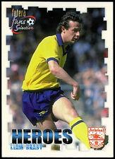 Liam Brady Arsenal #60 FUTERA 1999 CALCIO TRADE card (c340)