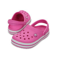 Crocs Clogs Crocband Clog K Mädchen Pink 2045376U9