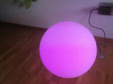 LED Kugel 30cm mit Fernbedienung für Farbwechsel