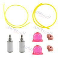 Primer Bulb Fuel Filter Line Hose For Craftsman 358794761 358794762 358794763 x2