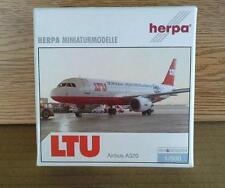NEW HERPA 502160 LTU AIRBUS A320 BORUSSIA MONCHENGLADBACH W/ REG. 1:500 SCALE
