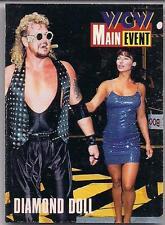 1995 Cardz WCW Main Event Diamond Doll