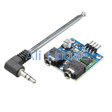 TEA5767 FM Stereo Radio Module for Arduino 76-108MHZ With Free Cable Antenna AM