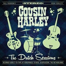Cousin Harley - Dutch Sessions [New CD]
