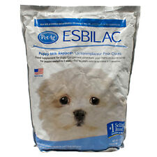 PetAg Esbilac Puppy Milk Replacer Powder Supplies Vitamins & Minerals 5 Lb Bag