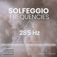 Solfeggio Healing Frequencies - 285 Hz Meditation CD - Mind and Body in Harmony