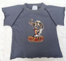 MASTER OF THE UNIVERSE VINTAGE SHIRT YOUTH 1983 MATTEL *HARD TO FIND* MOU