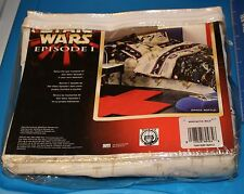 Star Wars Episode I SPACE BATTLE TWIN Dust Ruffle/Bed Skirt NEW