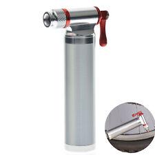 Bomba de aire portátil de aluminio para bicicleta de montaña con bicicleta CO2