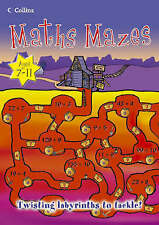 Maths Mazes by Juliet Snape, Charles Snape (Paperback, 2005)