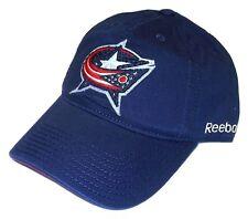 Reebok Columbus Blue Jackets Cap Flex Slouch Hat