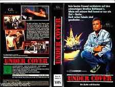 "VHS  "" Under COVER - Ein Bulle will Rache "" (1987) - David Neidorf"