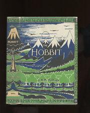 Tolkien, JRR: The Hobbit HB/DJ 1st/Later