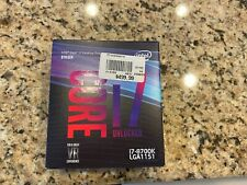 Intel i7-8700K 8th Gen Core i7-8700 3.2 GHz Six Core Processor