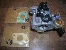 Honda Lawn Mower Carburetor HR215 HRA215 HR195 GXV140 16100-ZG9-803 + Gaskets