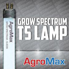 "25 4' T5 GROW BULBS CASE FLUORESCENT F54T5HO LAMPS 6400K blue 48"" 54 watt tubes"