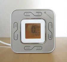 SOUNDMASTER Modell UR121 Uhrenradio Design Radiowecker Uhr Clock Made in Germany