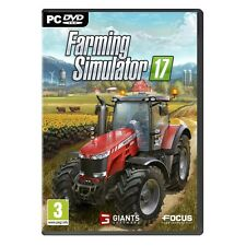 Farming Simulator 17 PC Game - Brand new!