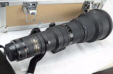 Nikon Nikkor 500 mm f/4 P AIS MF, avec valise ct-500