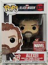 Funko Pop! Black Widow Alexei 620 Exclusive Marvel Collector Corps