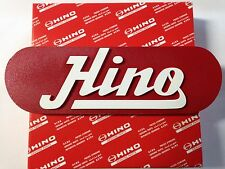 NEW Genuine Hino emblem ornament center name plate