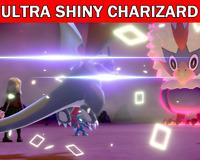 Pokemon Sword & Shield 6IV Charizard Ultra Shiny Gigantamax Battle Ready!