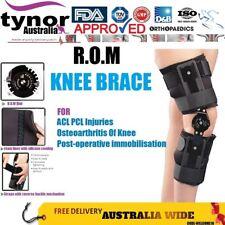 Tynor Orthopaedics ROM Hinged Knee Brace Post-op ACL PCL Injuries Osteoarthritis