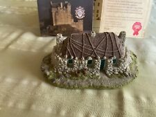 """Lilliput Lane """"Hebridean Hame 1989� with box and deed. Excellent Condition"""